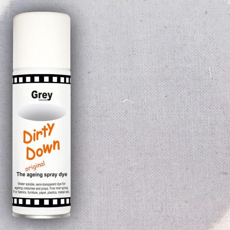 Grey ageing spray